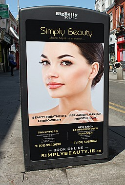 Smart Advertising Simply Beauty