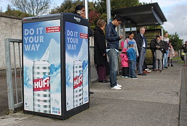 iHubbs Smart Advertising Hufi