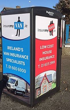 iHubbs Advertising insuremyhouse.ie